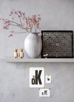 Styling Kim Timmerman | Photographer InsideHomepage.com / Louis Lemaire | vtwonen april 2015 #vtwonen #magazine #interior #inspiration #home #decoration #vase #flowers