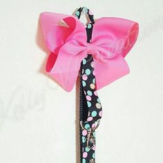 Hey, I found this really awesome Etsy listing at https://www.etsy.com/listing/462891751/hair-bow-holder-headband-holder-in-polka