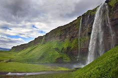 Iceland - this one's always been on my list. gotta go one day.