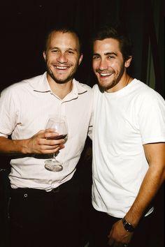 Heath and Jake