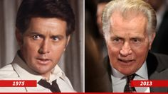 Martin Sheen: Good Genes or Good Docs? Martin Sheen, Celebrities Then And Now, Good Genes, American Actors, Old Photos, Personality, Celebs, Ageing, Lifestyle