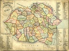 Carti Online, Romanian Flag, Constanta Romania, Tumblr Cartoon, Old Maps, Interesting Reads, Bucharest, Vintage World Maps, Culture