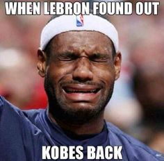 HAHA #thereturn tomorrow - http://weheartnyknicks.com/nba-funny-meme/haha-thereturn-tomorrow
