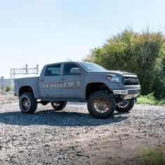 Toyota Tundra With a Functional Lift and Sick Wheels by Grid Off-road Toyota Tundra Lifted, Toyota Tundra Crewmax, Toyota 4x4, Tundra Truck, Military Discounts, Monster Trucks, Relentless, Aries, Madness