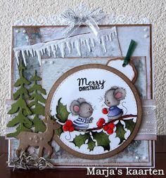 Marja's+Kaarten:+Christmas