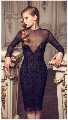 That little black dress!!