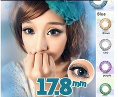 Brand: lolita Model: diamond Color: brown,gray,blue,green,purple Coloration Diameter: mm Water content: Base Curve: Using cycle periods: 1 year Fashion Contact Lenses, Brown And Grey, Blue Grey, Green And Purple, Kawaii, Colored Diamonds, Pastel, Cake, Crayon Art