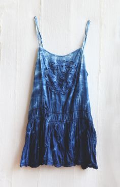 Shibori: Dyeing With Indigo | Free People Blog #freepeople