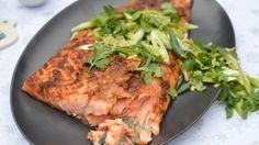 Sticky Salmon Plank
