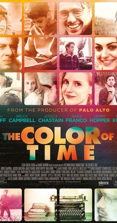 Directed by Edna Luise Biesold, Sarah-Violet Bliss, Gabrielle Demeestere.  With James Franco, Mila Kunis, Jessica Chastain, Zach Braff. A poetic road trip through Pulitzer prize-winning CK Williams' life.