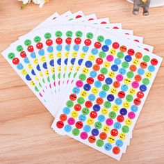 5 Pcs / Pack  Children Smiley Faces Reward Stickers School Teacher Merit Praise New #>=#>=#>=#>=#> Click on the pin to check out discount price, color, size, shipping, etc. Save and like it!