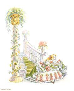 Cinderella by Ilona Taube