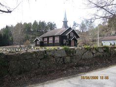 Filtvedt chapel, Norway