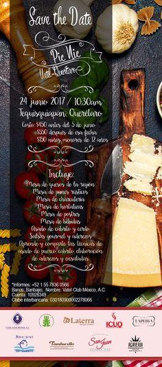 Pic Nic por Vatel Querétaro | Curiosidades Gastronómicas