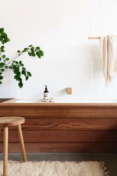 Mmmm timber bath