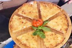 Ricetta Pizza con tonno e pomodori - Gabriele Bonci