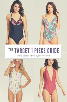 0f879efdb49ec A roundup of this season's cutest, sexiest, and affordable one piece  swimsuits from Target