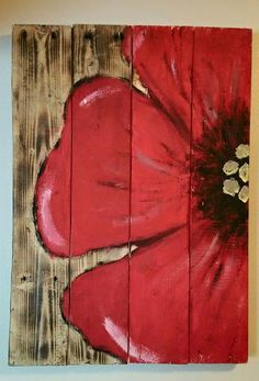 Check out this item in my Etsy shop https://www.etsy.com/listing/235322909/poppy-flower-sign