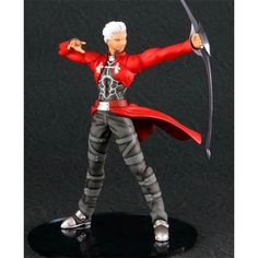 SMILE600 Fate/stay night ~collective memories~ 「 アーチャー(弓) 」 単品 グッドスマイルカンパニー http://www.amazon.co.jp/dp/B0080PS0AY/ref=cm_sw_r_pi_dp_miDEub0G9CV6H