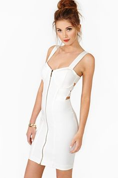 Night Angel Dress in Whats New at Nasty Gal