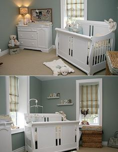 Neutral Nursery Design, Pictures, Remodel, Decor and Ideas - page 12