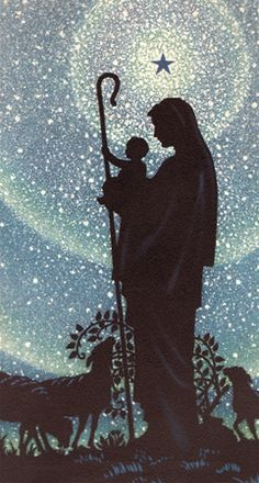 The Divine Shepherdess