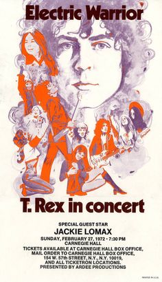 """Children of the Revolution"" is a song by T. Rex, written by Marc Bolan. It was a #2 hit single in September 1972. The song broke their sequence of four official single releases all reaching #1 (""Hot Love"", ""Get It On"", ""Telegram Sam"", ""Metal Guru"")."