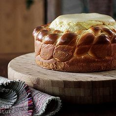 Romanian Easter Bread (Pasca)