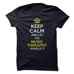 Awesome Tee Keel calm Music Therapist Shirt; Tee