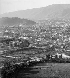 Caracas desde San Agustin
