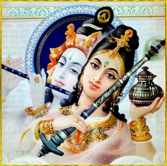 "✨ HARE KRISHNA! ✨ Shri Krishna said: ""Those with the vision of eternity can see that the imperishable soul is transcendental, eternal, and beyond the modes of nature. Despite contact with the material..."