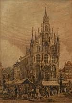 Buy online, view images and see past prices for Eugène Rensburg handcoloured etching,. Invaluable is the world's largest marketplace for art, antiques, and collectibles. Gouda, Water Damage, Holland, Auction, City, Drawings, Painting, The Nederlands, Painting Art