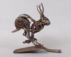 Удивительный мир скульптур из металла - Ярмарка Мастеров - ручная работа, handmade