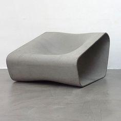 Le design du béton