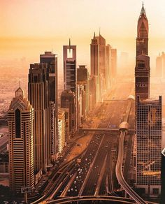 Dubai⠀ The miracle in the This city should be on travel list of everyone who wants to see wonders of the world. Dubai City, Dubai Mall, Destinations, City Landscape, Travel Photos, New York Skyline, Travel Photography, Like4like, Around The Worlds