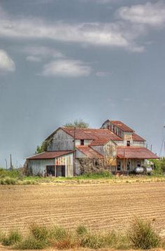 ~Barn & Part Used To Be Old House~