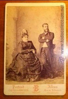 GIBRALTAR BONITA FOTOGRAFIA DE CAVILLA - BRUZON DE UNA FAMILIA DE CARTAGENA - Foto 1
