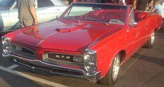 '66 Pontiac GTO Convertible