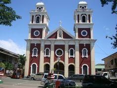 San Jose Placer Church, Iloilo City, Historic Philippines & Old Philippines — WordPress Iloilo City, Manila, Over The Years, Notre Dame, Philippines, Building, San Jose, Foundation, Wordpress
