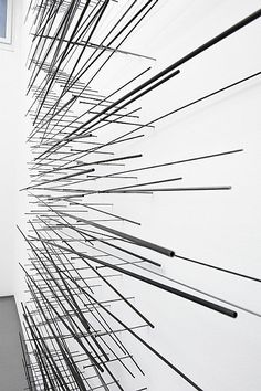 by Tone Vigeland Modern Art, Contemporary Art, Artistic Installation, 2d Art, Bergen, Graphic Design Illustration, Art Boards, Sculpture Art, Line Art