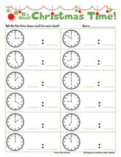 Christmas Math Activity Survey  Student Survey Fun Math