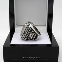 2015 Oklahoma Sooners Big 12 Championship Ring. Best gift from www.championshipringclub.com for Oklahoma Sooners fans. You can custom your own  championship ring now.