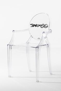 Louis Ghost Special edition 10th Anniversary - Kartell by Philip Stark