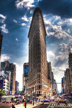 Flatiron Building | NYC