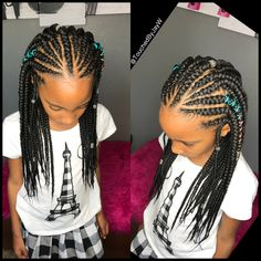 Kids Braids Hairstyles 2018 Beautiful Styles For Cute Little Girls