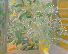 Still Life with Flowers Winifred Nicholson