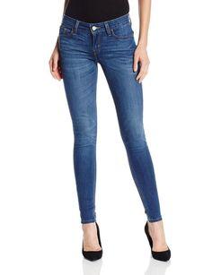 Levi's 535 Junior's Premium Super Skinny Jeans Leggings Indigo 119970193