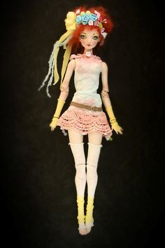 Masterpiece 19 porcelain ball jointed doll BJD by ForgottenHearts on Etsy