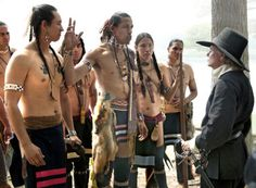 The Wampanoag Indians were the tribe that met and befriended the Pilgrims who landed at Plymouth. Their chief at that time was a man named Massasoit. He was a peaceful man but his sons had many wars with the Pilgrims.