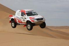 Dakar Test Hilux